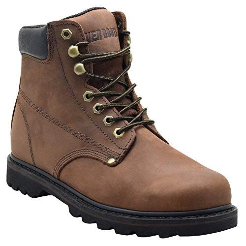 List of the Best HVAC Work Boots