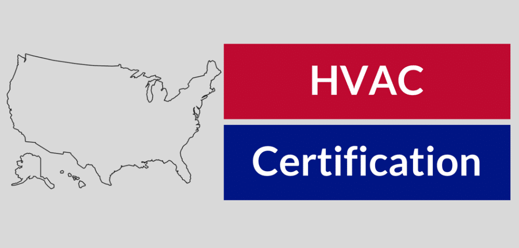 Hvac Certification Guide How To Get Your Hvac License 2018 Update