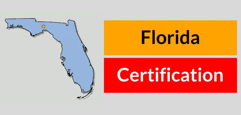 Florida HVAC Certification