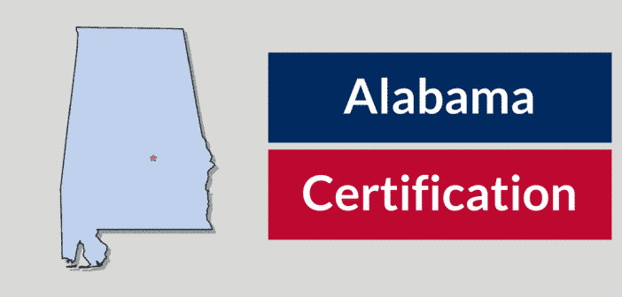 Alabama HVAC Certification