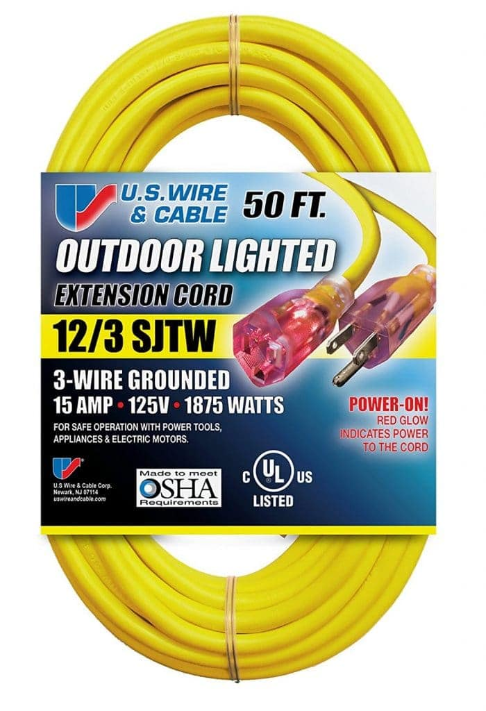 The Best Extension Cords For Hvac Work