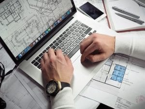 HVAC engineers design systems