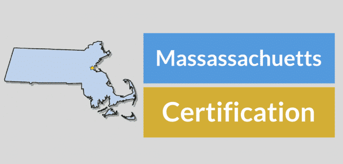 Massachusetts HVAC certification