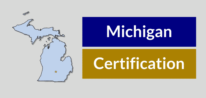 HVAC certification Michigan