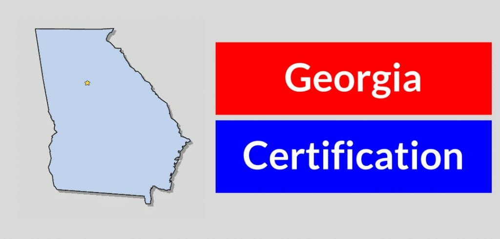 Georgia HVAC Certification