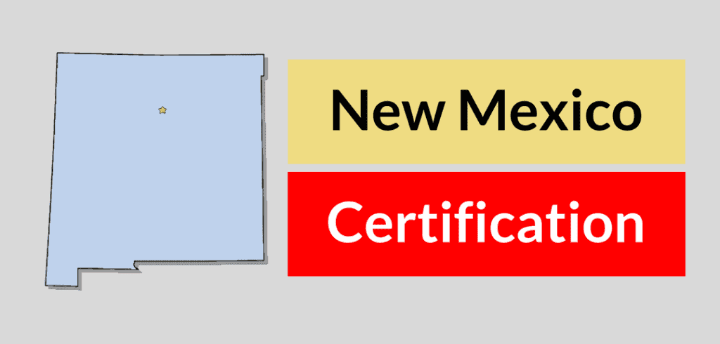 HVAC certification in New Mexico