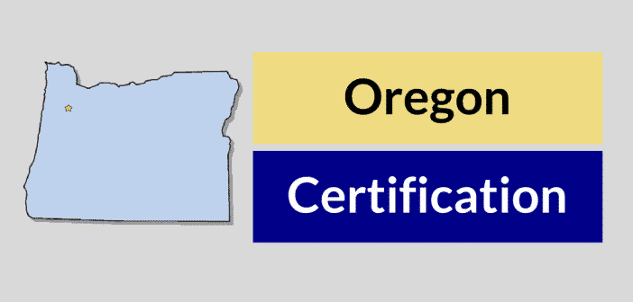Get HVAC license in Oregon