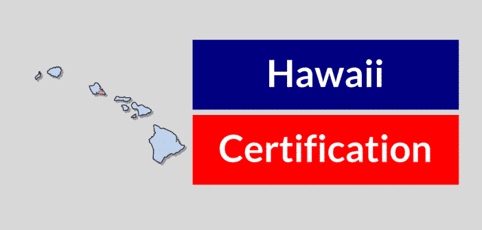Learn about HVAC and refrigeratin certification in Hawaii