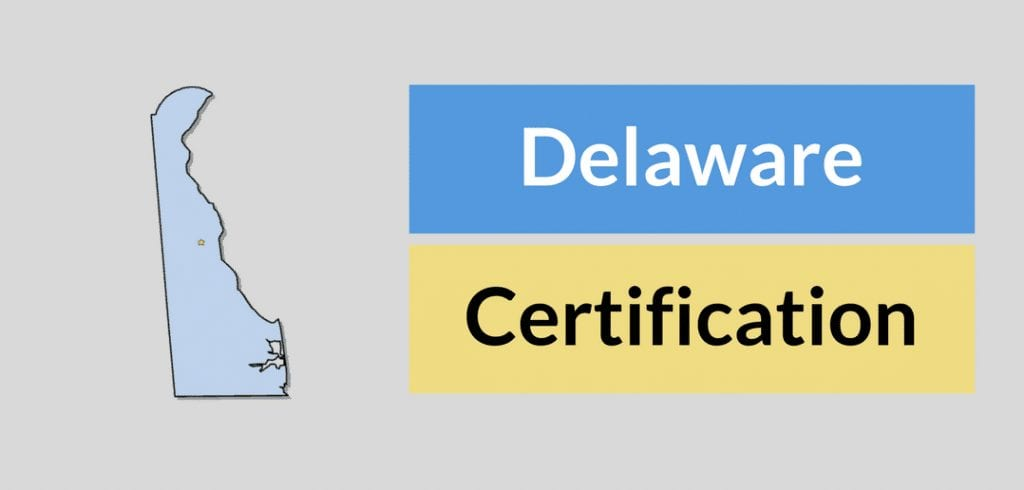 How to get HVAC certification in Delaware