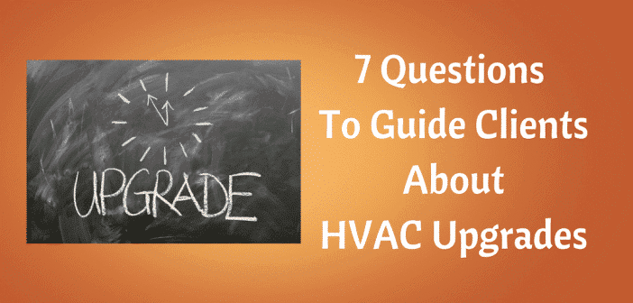 Reasons you might want to upgrade your HVAC system