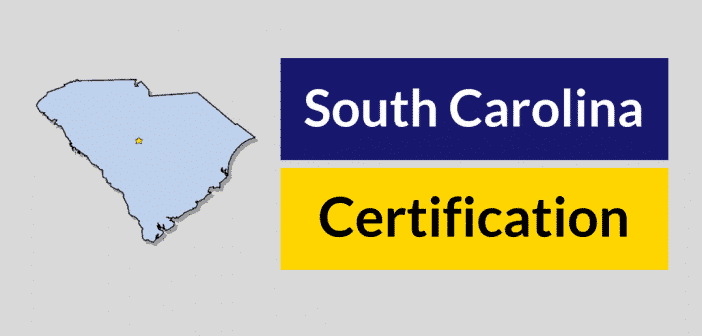 Getting your HVAC license in SC