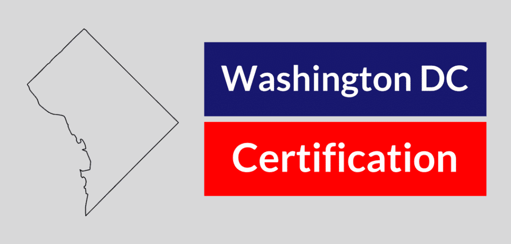 Learn how to get your HVAC certification in Washington District of Columbia