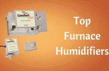 best furnace humidifiers available