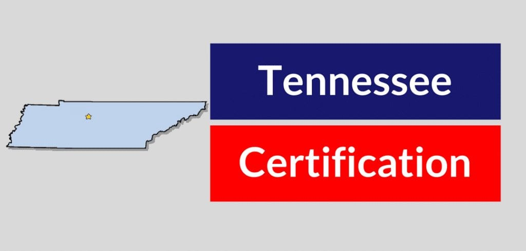 Tennesse hvac certification