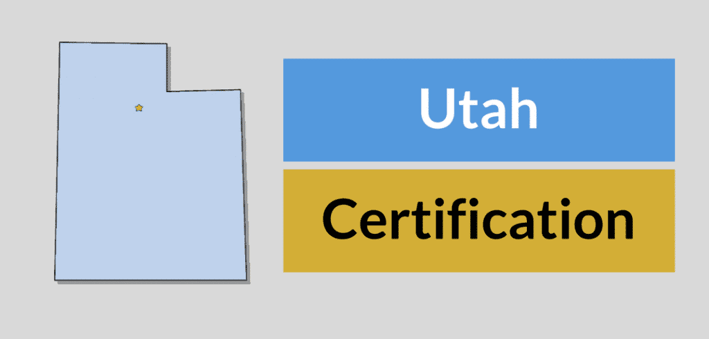 Utah State License for HVAC and Refrigeration