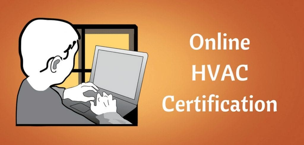 Guide How To Get Your Hvac Certification License Online