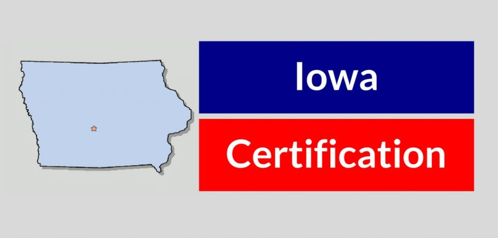 Iowa Hvac Licensing And Certification Requirements Hvac Training 101