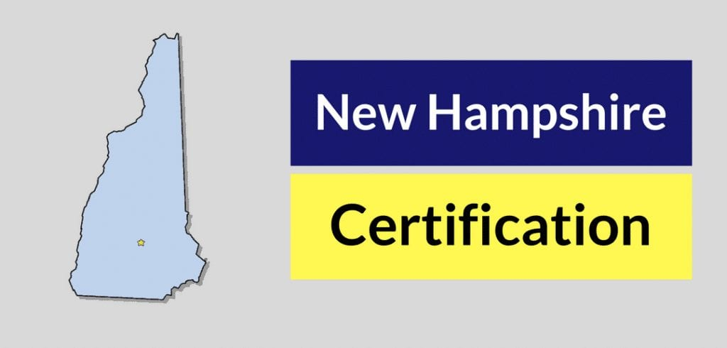 Does New Hampshire Require An Hvac License Hvac Training 101