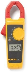 review of the fluke 323 true-rms clamp meter