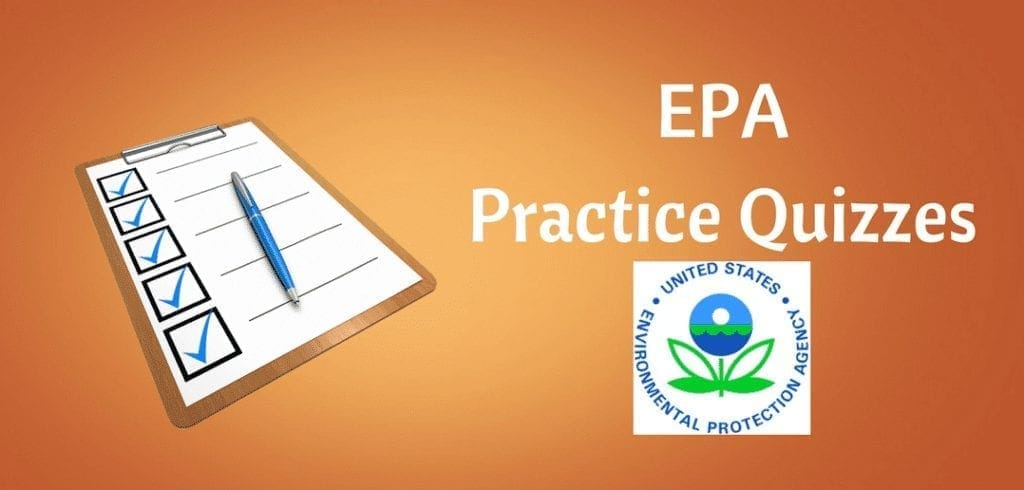 Epa 608 Certification Practice Tests Hvac Training 101