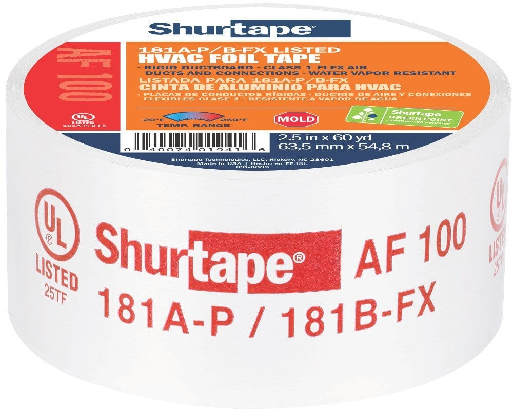 The Best Hvac Tape And Mastics The Complete Buyers Guide