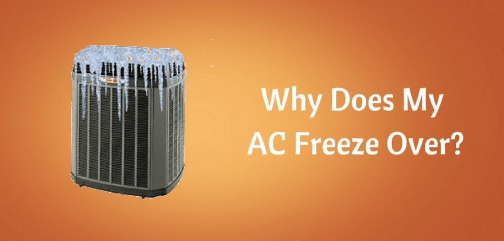 frozen air conditioner troubleshooting