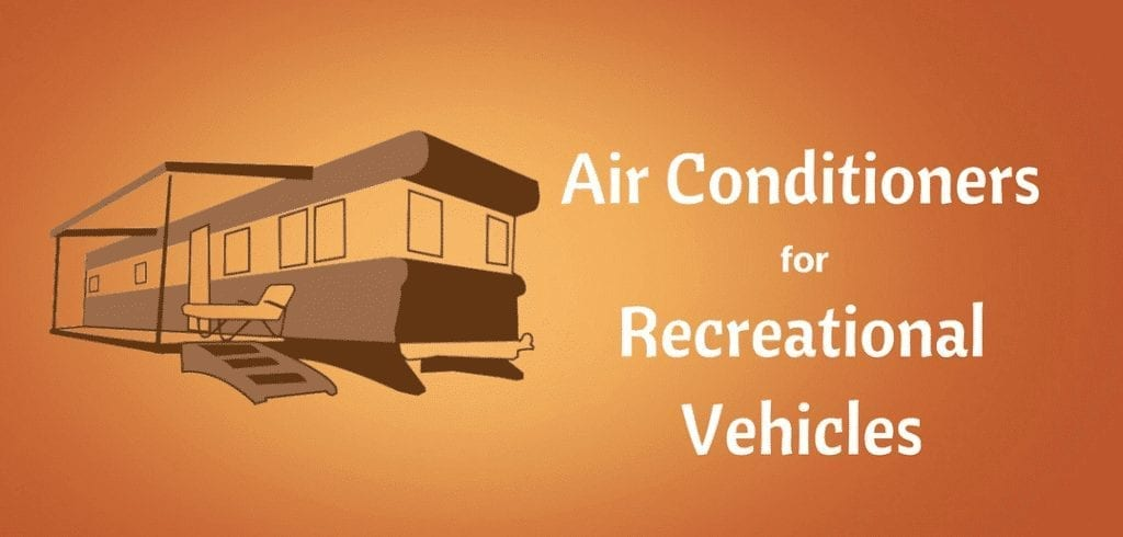 air conditioners for rvs