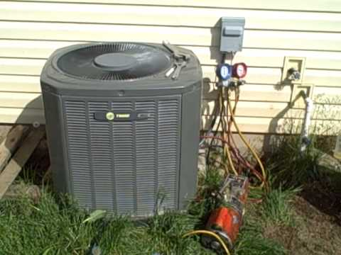 keeping your ac compressor running right will help prevent power overloads