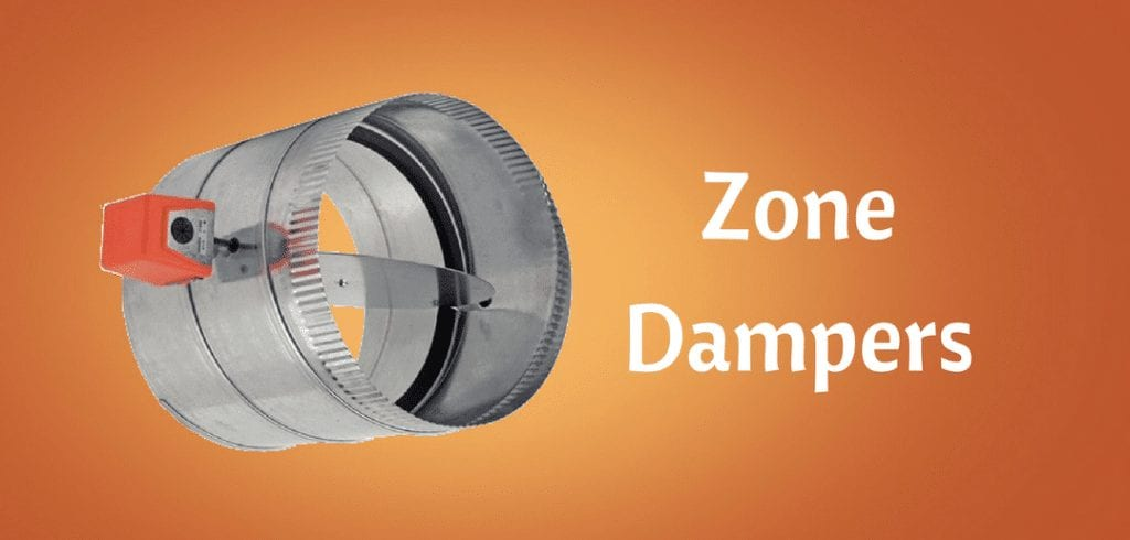 The Best Zone Dampers for your HVAC Duct System - HVAC Training 101