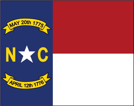 North-Carolina-State-Flag