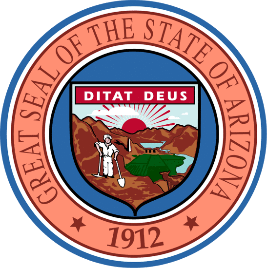 great seal of state of arizona