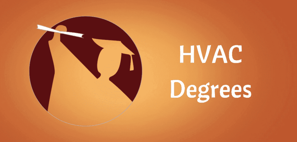 types of hvac degrees
