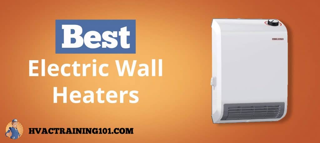 2020 Buyers Guide  The Best Electric Wall Heaters