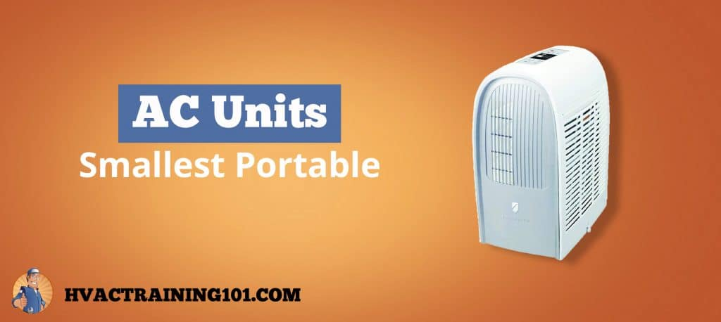 best smallest portable ac units the 2018 buyers guide hvac training 101 - Best Ac Units