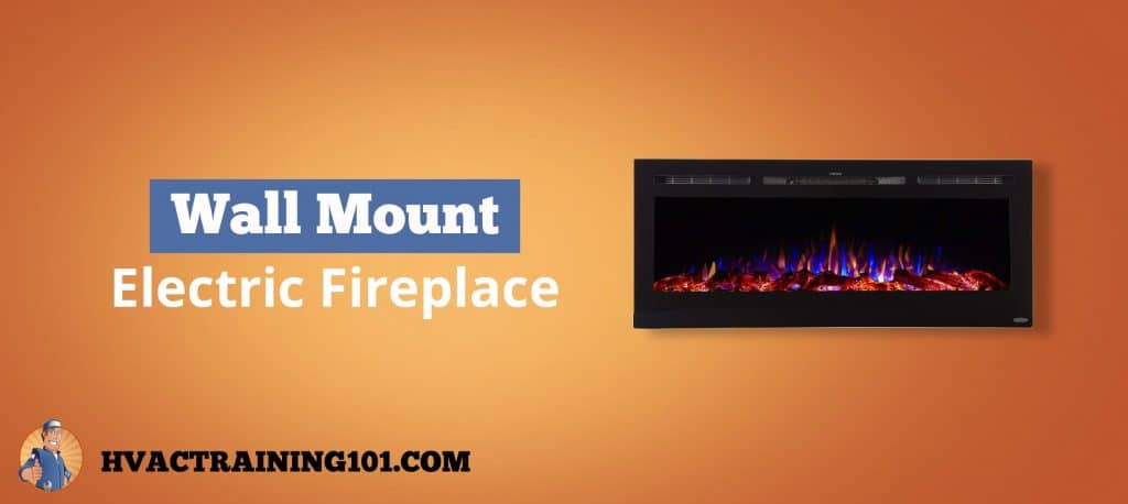 Pleasant The Best Wall Mount Electric Fireplace 2019 Guide Home Interior And Landscaping Analalmasignezvosmurscom