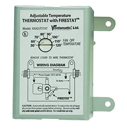 exhaust fan control wiring diagram the best attic fans the complete buyers guide hvac training 101  the best attic fans the complete