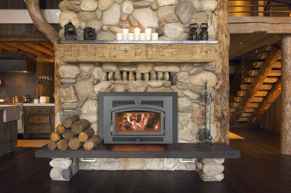 The Best Wood Burning Fireplace Insert: 2019 Guide - HVAC