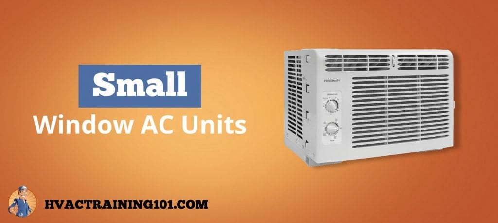 Best Small Window Air Conditioners Of 2019 Complete