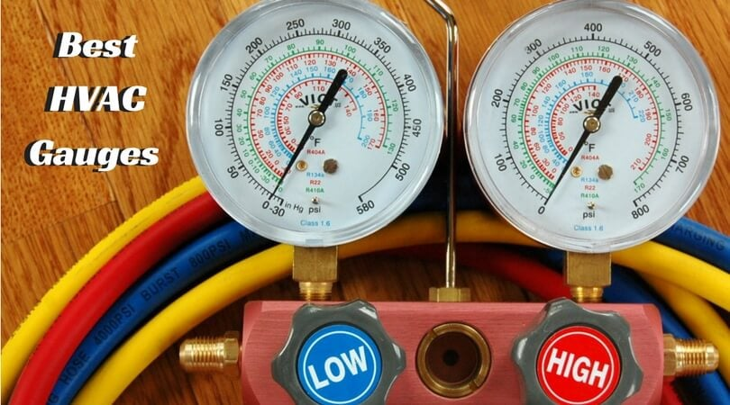 Hvac gauge hook up