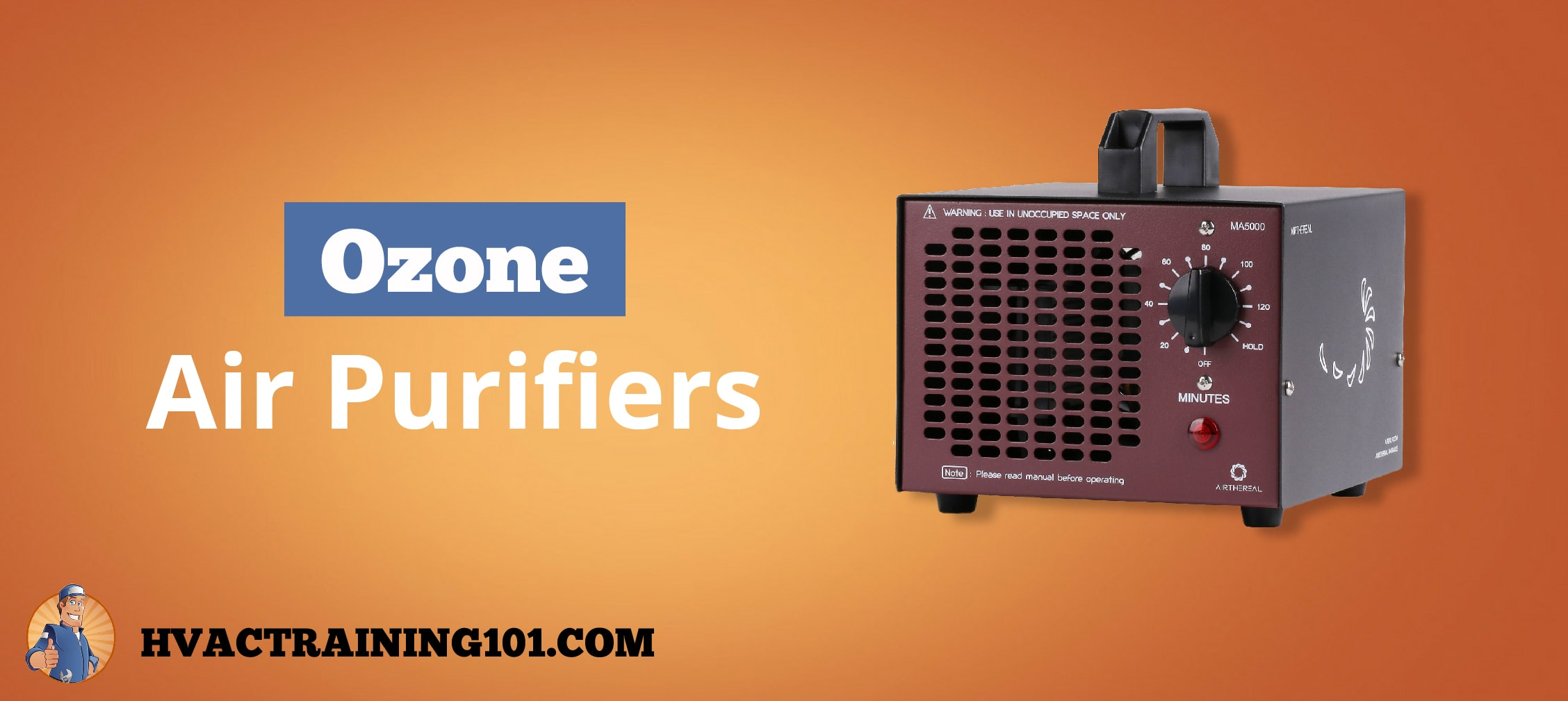 Best Ozone Air Purifiers of 2019 – Buyer's Guide