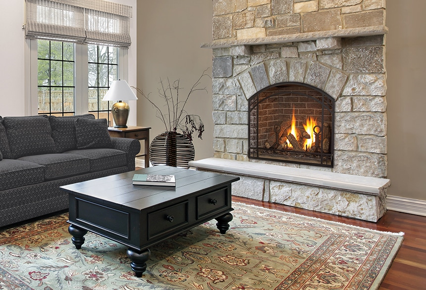 Best Direct Vent Gas Fireplaces Of 2021, What Is The Best Rated Direct Vent Gas Fireplace