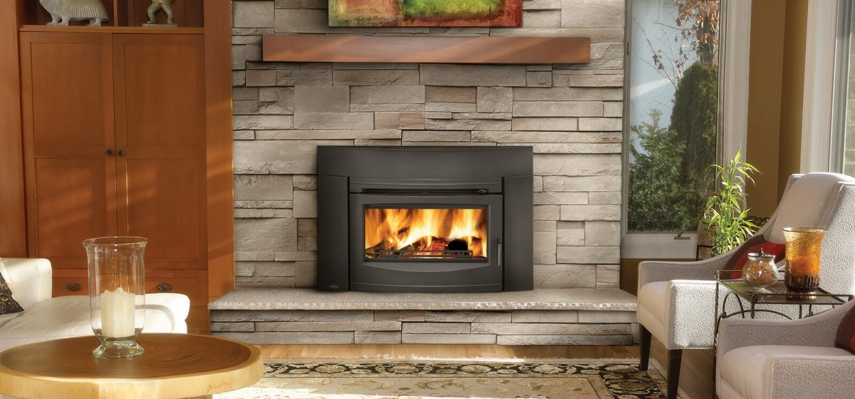 Best Wood Burning Fireplace Inserts 2021 Guide Hvac Training 101
