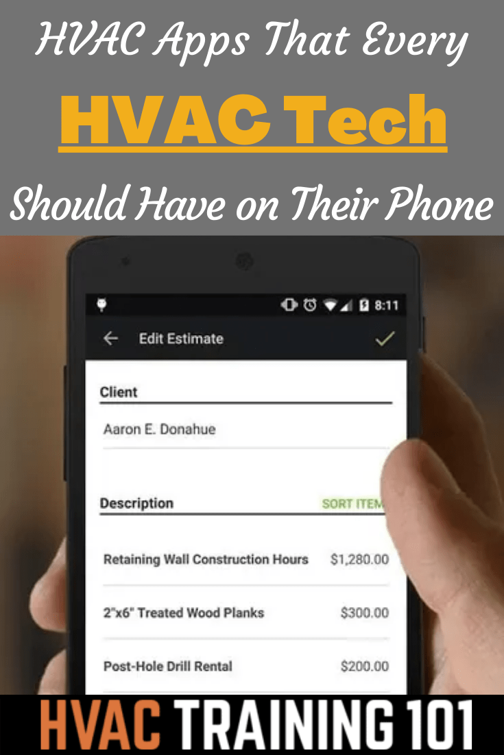 The Top Hvac Apps That Every Hvac Tech Should Have On Their Phone