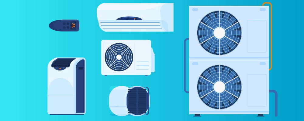 2. What Are The Basic Types of HVAC Systems
